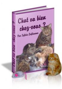 livre secrets chat