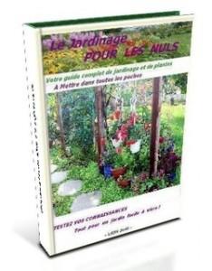 livre sur le jardinage