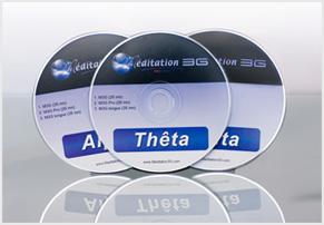 CD sur méditation3G