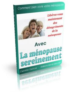 remèdes naturels pour la ménopause