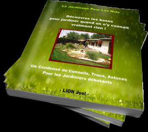 livre sur le jardinage pour les nuls