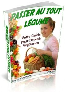 livre comment devenir végétarien