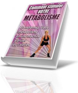 livre stimuler metabolisme