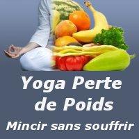 yoga perte poids
