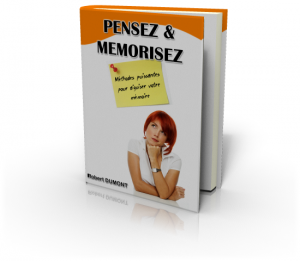 livre penser et mémoriser