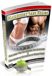 perdre poids sans regime