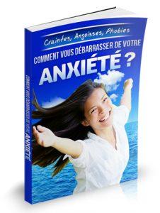 livre sur anxiété